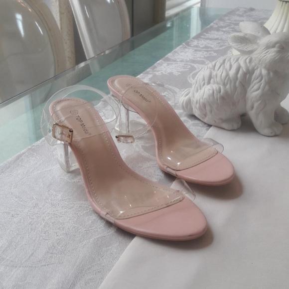 So pretty Cinderella shoes!